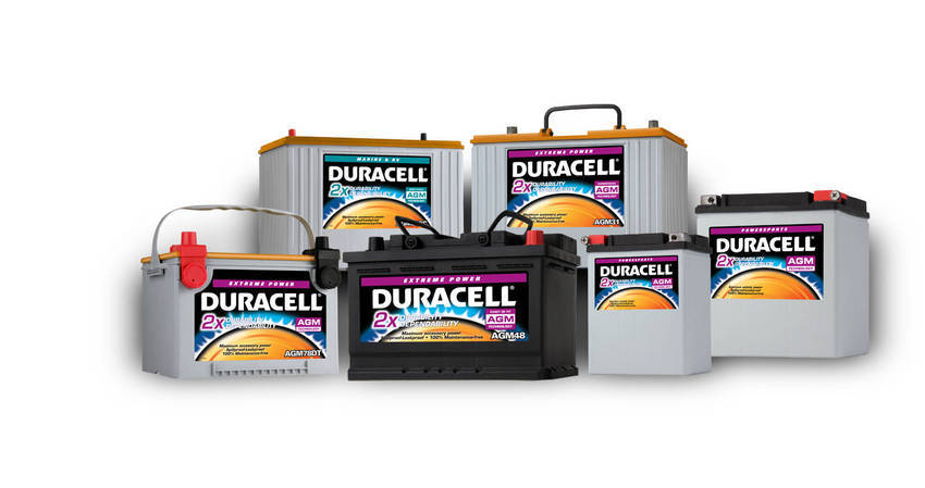 Large Expansion Of Duracell Battery Products