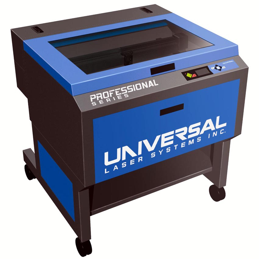Universal laser systems inc announces new professional for Universal laser systems