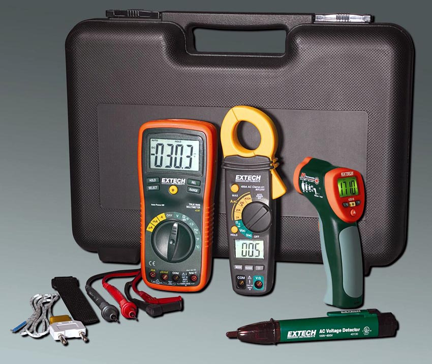 Electrical Testing Instruments : Electrical testing equipment