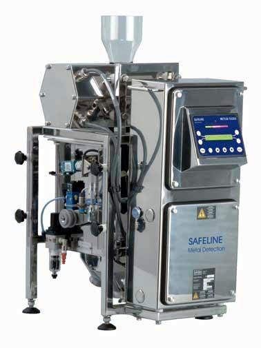 SAFELINE Metal Detector | Metal Detector Rental