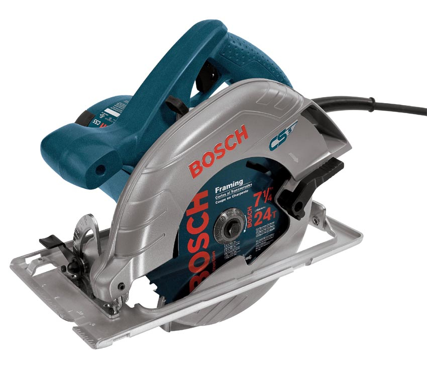 Bosch Introduces Left-Blade Circular Saw Designed with ...