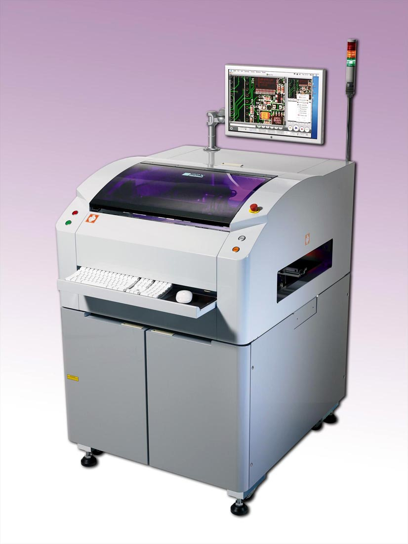 Automated Optical Inspection : Marantz launches powerspector at smt stand