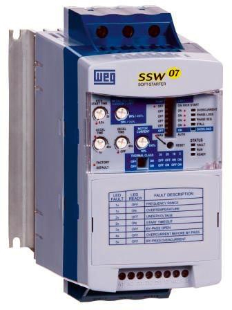 Powerful Soft Starter Benefits Demonstrated By Weg Ssw07