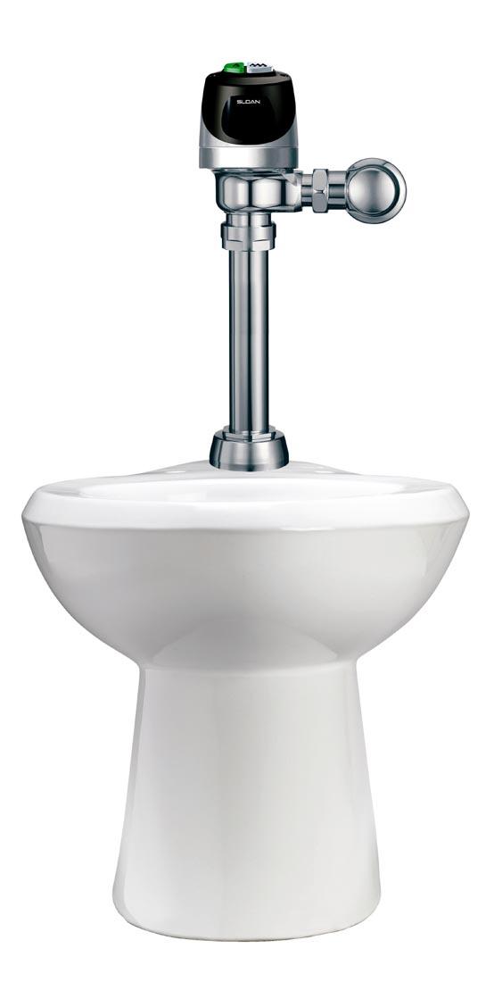 Sloan Flushmate Toilet Parts Air Delights Locke Plumbing