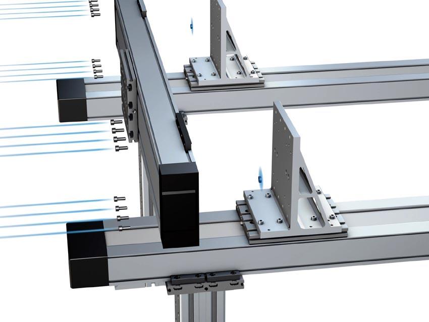 Rexroth Introduces Camoline For Building Custom Modular