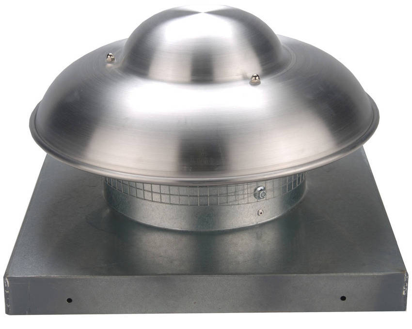 Ceiling Fan With Enclosed Blades RMD Axial Exhaust Fans