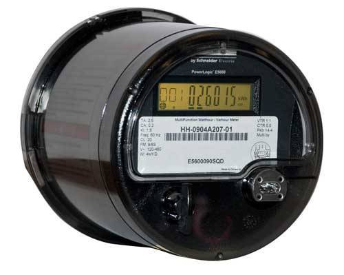 Communication Cable In Electric Meters : Schneider electric launches the square d powerlogic e