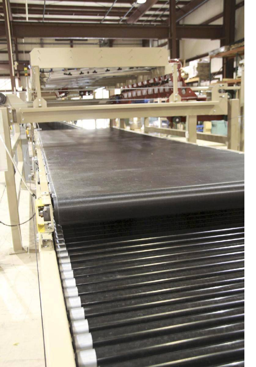 Viastore Systems Designs and Installs a Foam Panel Assembly Line ...