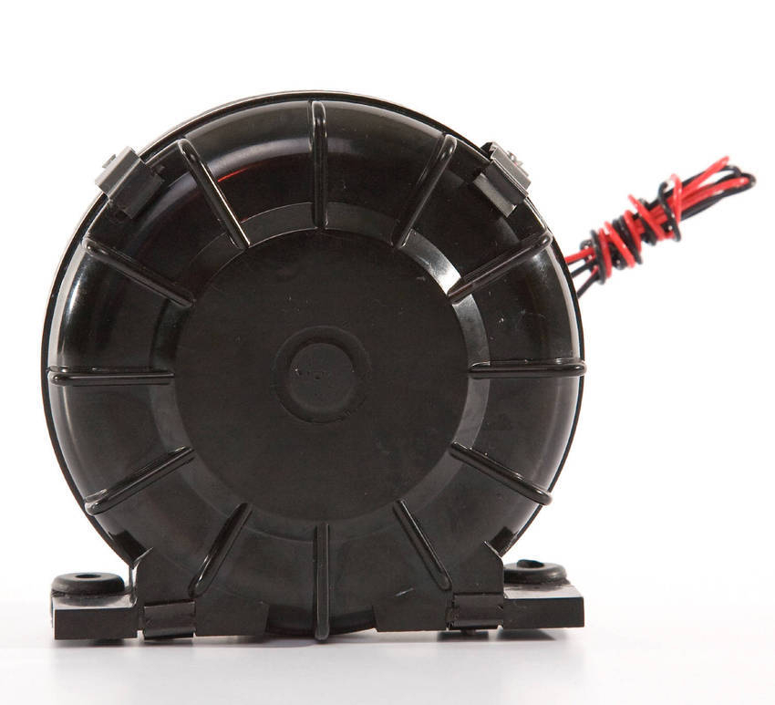 Miniature Regenerative Blowers : Rotron se minispiral tm regenerative blowers provide