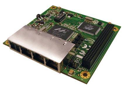 Ethernet Switch Card on Gigabit Ethernet Switch Card Is Available In Pci 104 Format