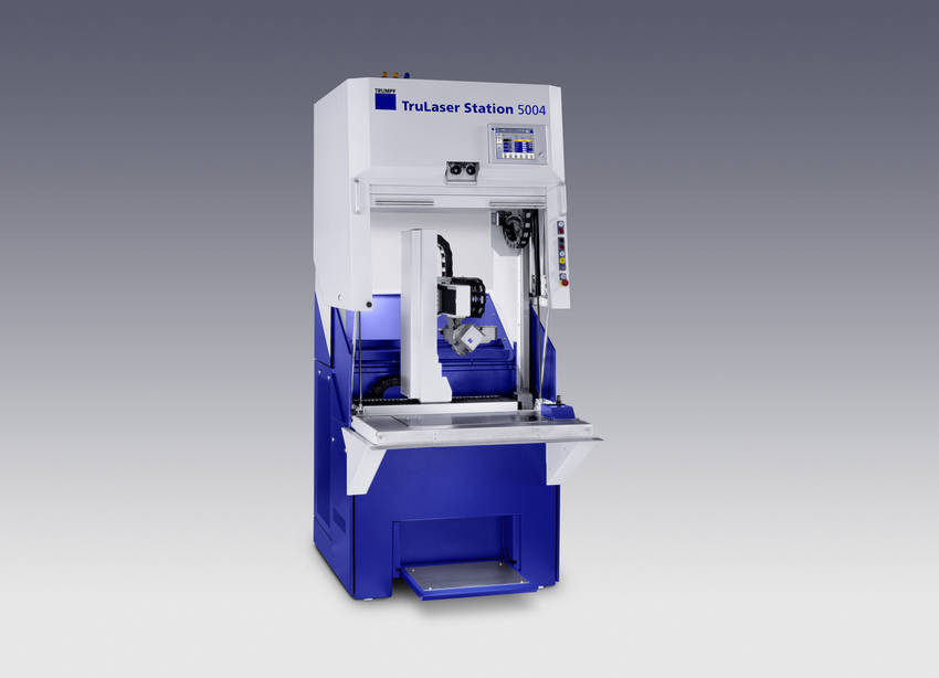 fabrication laser waterjet plasma welding amada trumpf