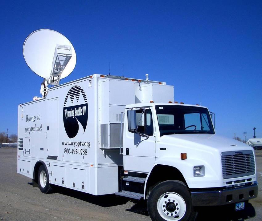 Wyoming PBS Upgrades Satellite Truck with Four Hitachi Multiformat HD ...