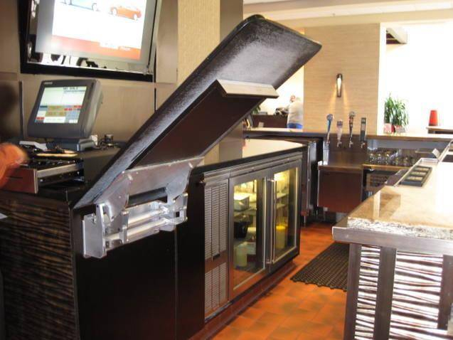 New Products Bring Counter- Balance to Hospitality Establishments