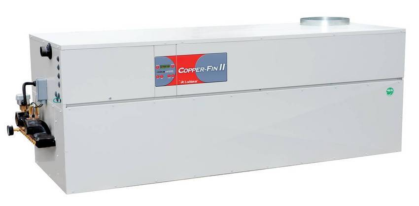 Lochinvar enhances copper fin ii product line for Copper water boiler