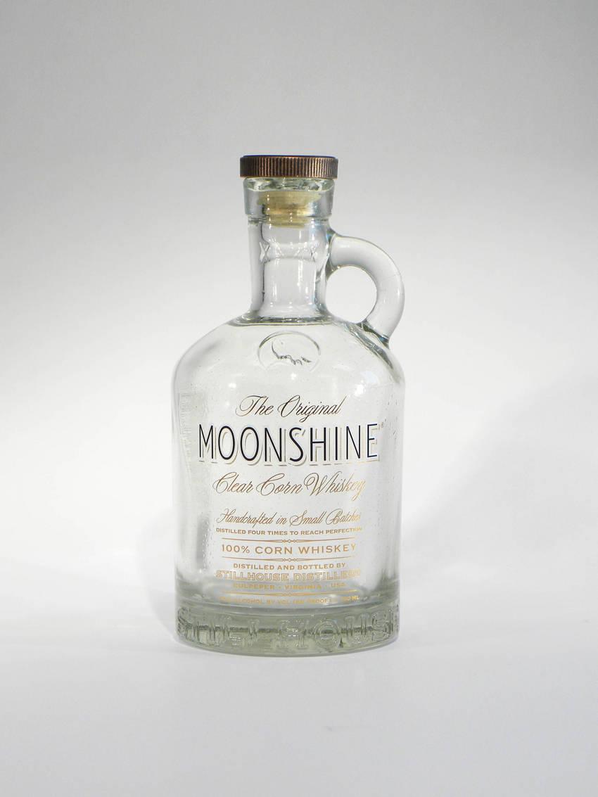 moonshine jug in bottle - photo #3