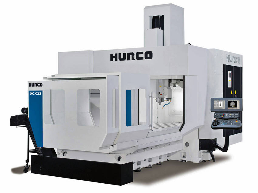 hurco machine