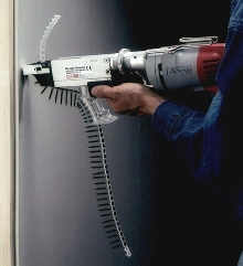 Autofeed Screw System suits drywall applications.