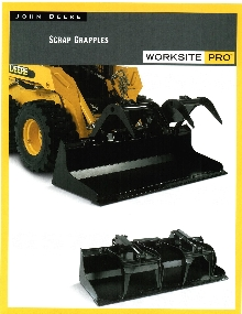Skid Steer Attachments fit John Deere equipment.