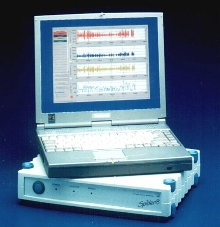 Measurement System provides up to 9,600 measurements/sec.