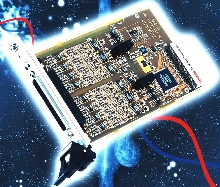 I/O Board is designed for harsh industrial environments.