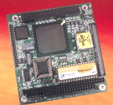 PC/104-Plus Board works as Ethernet node.