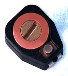 Trimmer Capacitors suit RF circuitry applications.