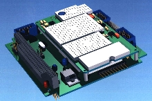 Carrier Board offers PC/104 design.