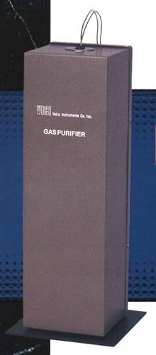 Gas Purifiers have self-regulating design.