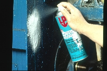 Cleaner/Degreaser is available in aerosol.