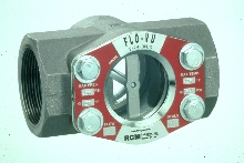 Flow Indicator operates without maintenance.
