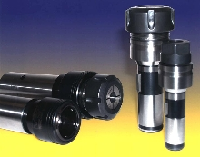 Drill and Tap Holders have sealed ball-lock design.