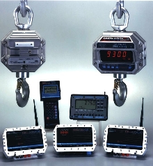 Weighing System provides wireless communications.