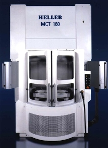 Machining Centers have twin spindles.