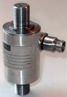 In-Line Load Cell works in compression and tension.