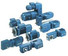 Gearmotor System is customizable to application needs.