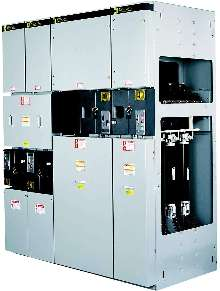 Switchgear has high current rating.