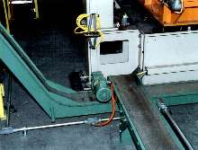 Magnetic Slide Conveyors are jam-free.