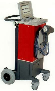 Portable Spectrometer handles metal testing applications.