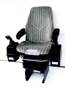 Armchair Systems are suitable for tight cabins.