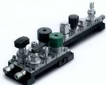 Sample-Handling System consists of modular components.