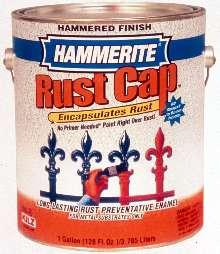 Rust-Encapsulating Finish needs no metal primer.