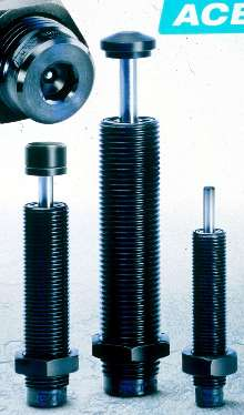 Shock Absorbers have high energy-per-cycle ratings.