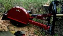 Stump Grinders offer welded 2-piece cutting wheel.
