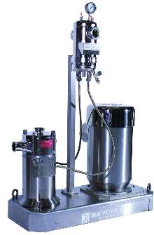 Disperser provides scalability and flexibility.