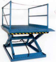 Dock Lifts are offered with up to 6,000 lb capacity.