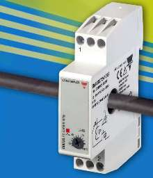 Current Monitoring Relays provide solid-state output.