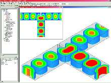 Software provides 3D high-speed/high-frequency design.