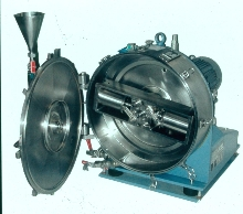 Centrifuge facilitates small scale testing.