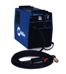Portable Plasma Cutter weighs only 57 lb.