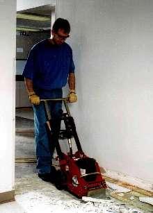scraper is ergonomically designed.